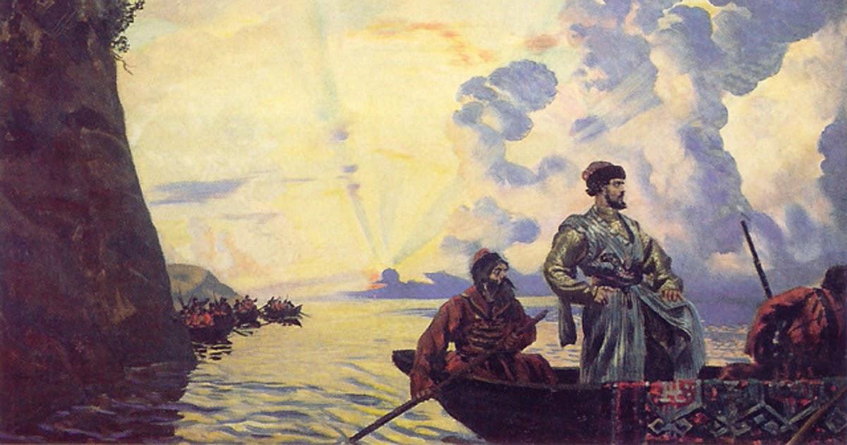 Степан Разин: биография, восстание, Крестьянская война, арест и казнь