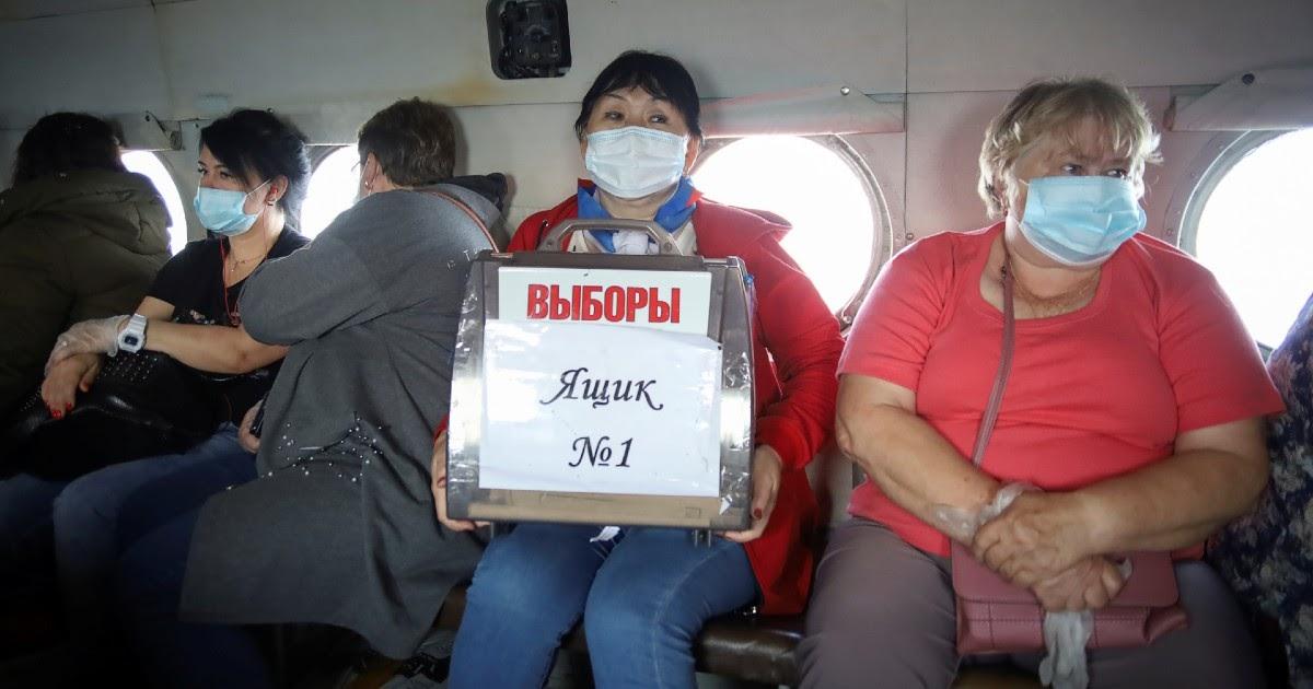 Тысячи заболевших каждый день. Как развивается эпидемия в России