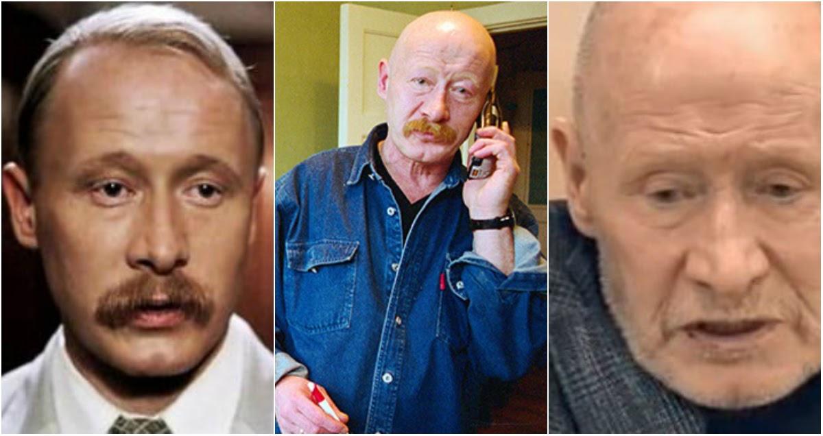 Умер актер Виктор Проскурин