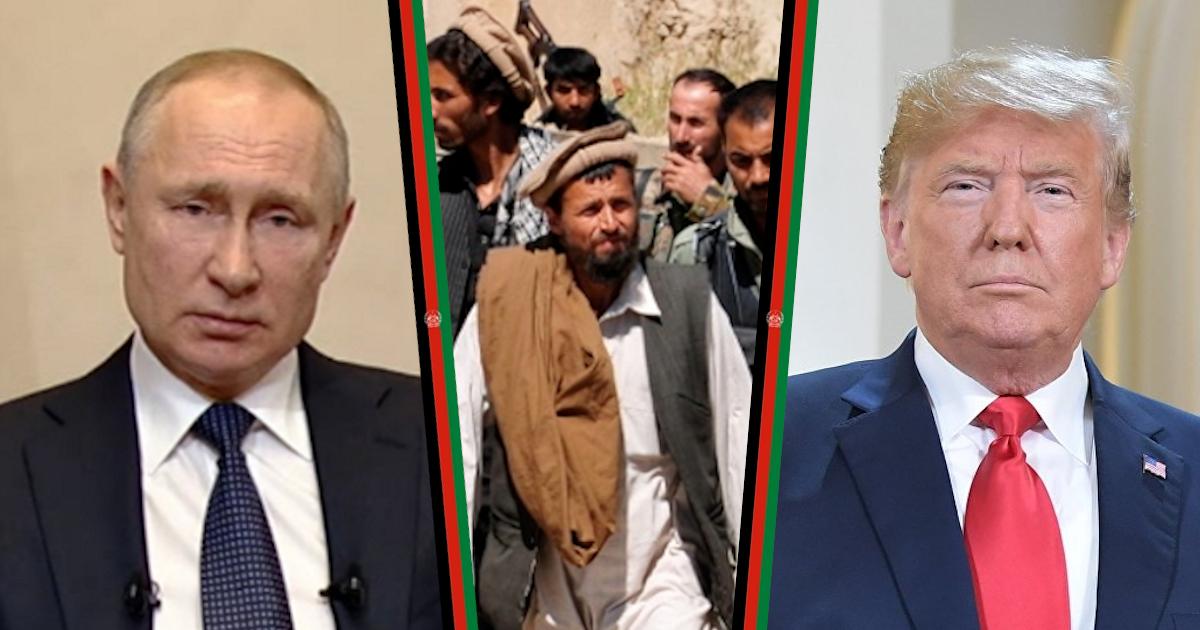 Наказать Путина и Шойгу за «Талибан»: в чем США обвиняют Россию