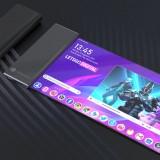 LGготовит уникальный смартфон сосворачивающимся экраном