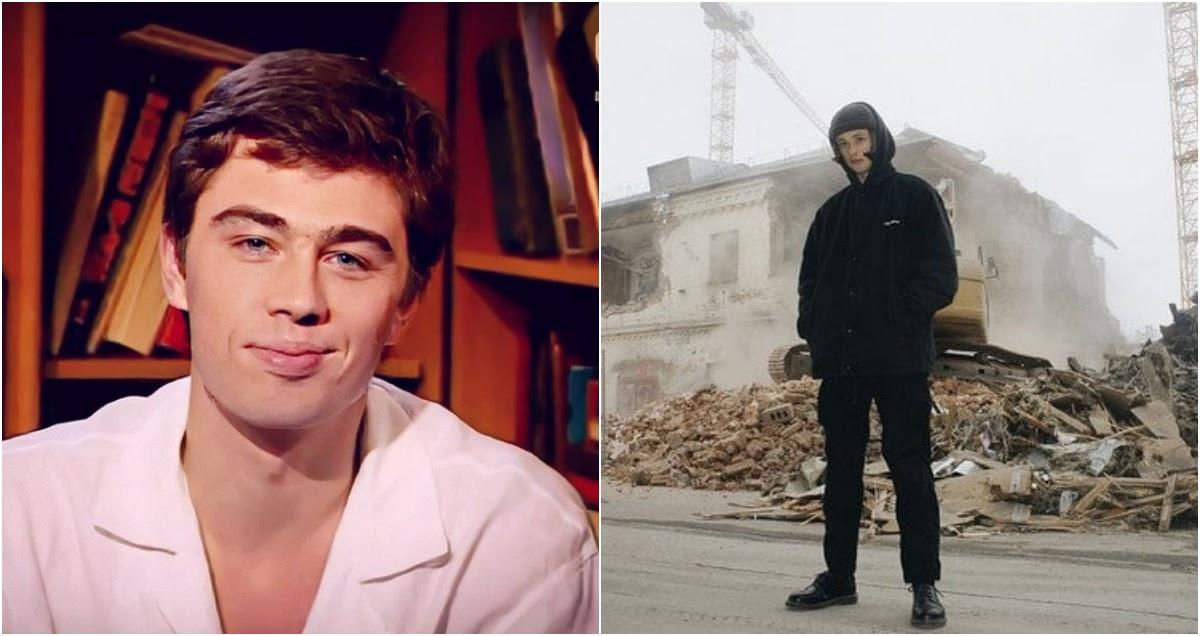 СМИ: сын Бодрова стал певцом и выступил с критикой властей