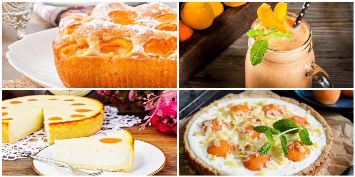 ТОП-7 десертов с абрикосами