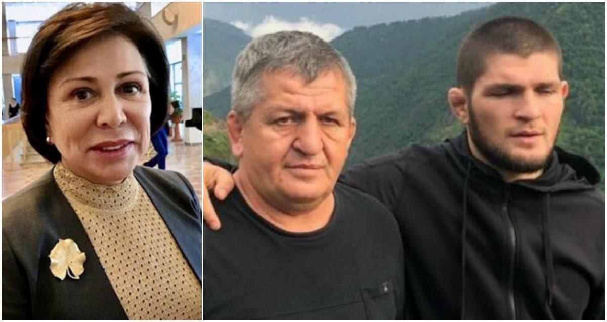 Роднина: «смерть Нурмагомедова - урок для отрицающих коронавирус»