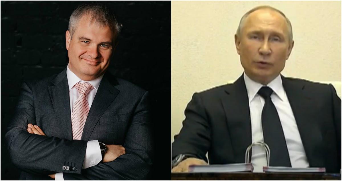 Племянник Путина возглавит партию «Народ против коррупции»