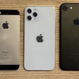 Посмотрите накомпактный iPhone 12. Онпочти как первый iPhone SE