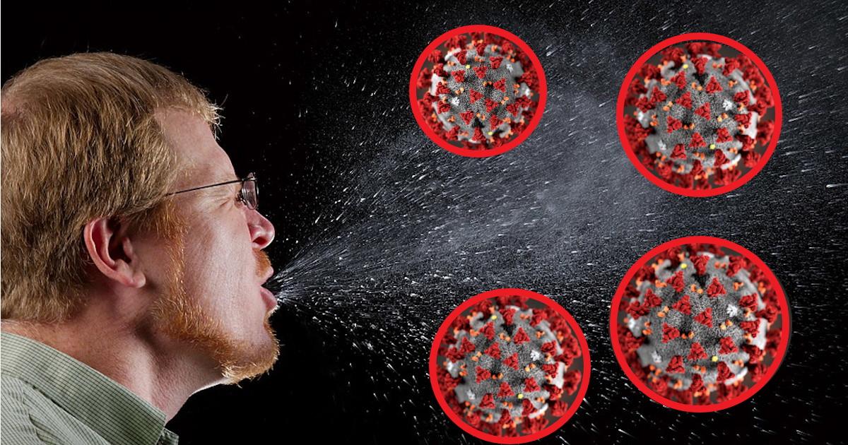 COVID-19 передается по воздуху: группа ученых обвиняет ВОЗ в ошибке