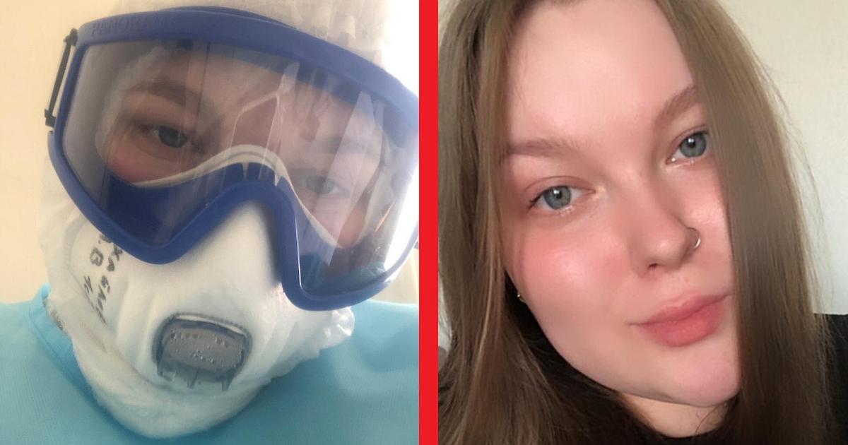 Красноярская медсестра, переболевшая коронавирусом, обратилась к людям