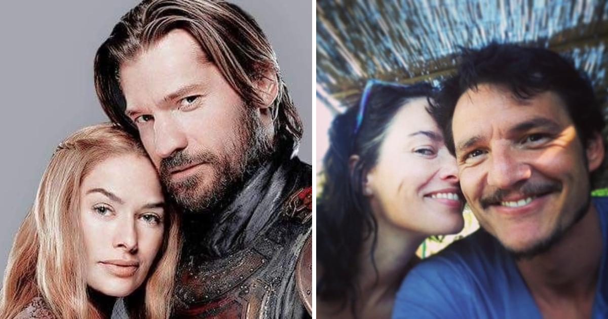 С кем встречаются Серсея и Джейме из «Игры престолов» в реальности?