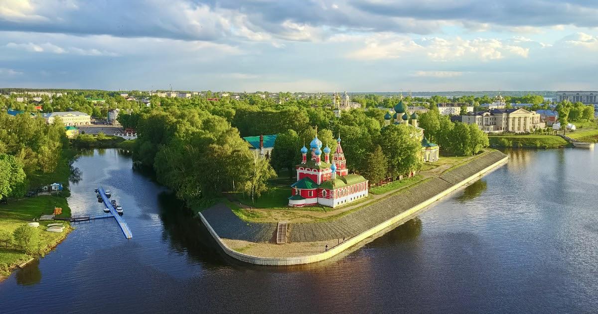 Что посмотреть в Ярославле: достопримечательности, музеи, круиз по Волге. Где гулять в Ярославле?