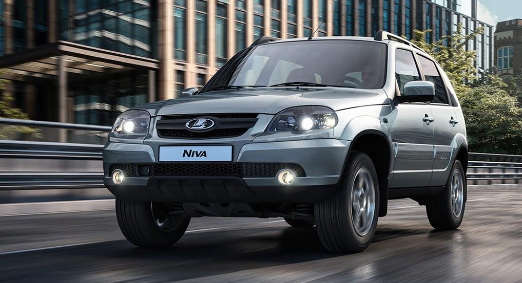Представлена Lada Niva — она больше не Chevrolet