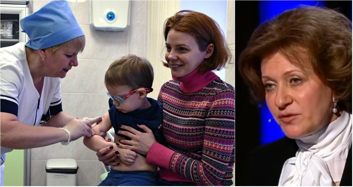 Для детей будет специальная вакцина от коронавируса - Попова
