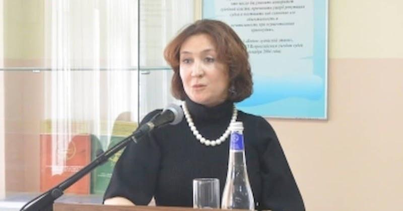 """""""Золотую судью"""" Хахалеву досрочно лишили полномочий"""