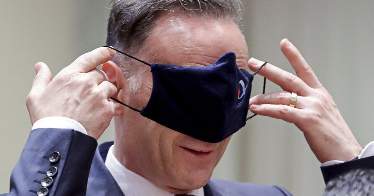 Некрасивый мужчина назвал ношение масок лучшим событием в жизни