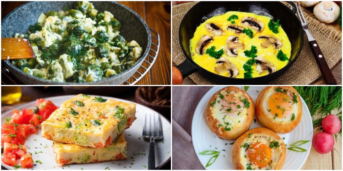 ТОП-7 блюд для любителей сытного завтрака