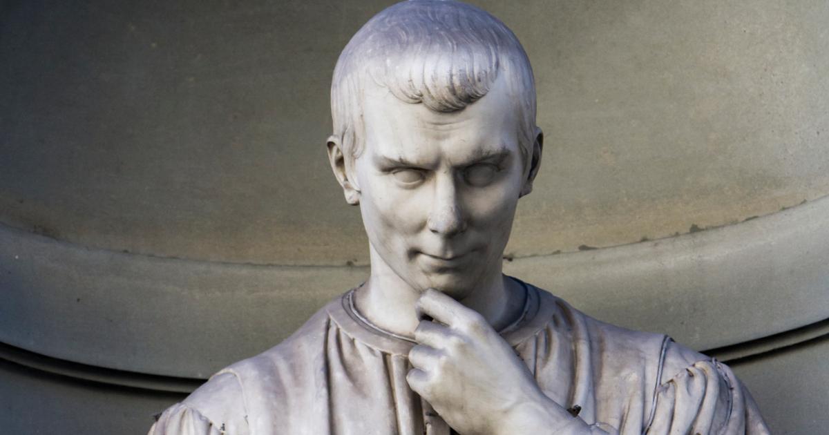 Кто такой Никколо Макиавелли? Биография Макиавелли. Трактат «Государь» Макиавелли. Философия Макиавелли