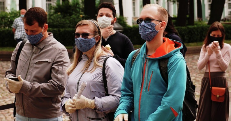 Число заболевших в РФ превысило 750 тысяч. Где эпидемия сильнее всего