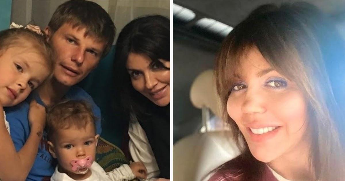 """""""Все врет"""". Экс-жена Аршавина не выдержала его заявлений о детях"""