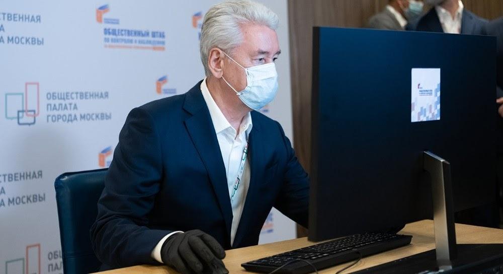 Собянин: коронавирус невозможно искоренить, он с нами навсегда