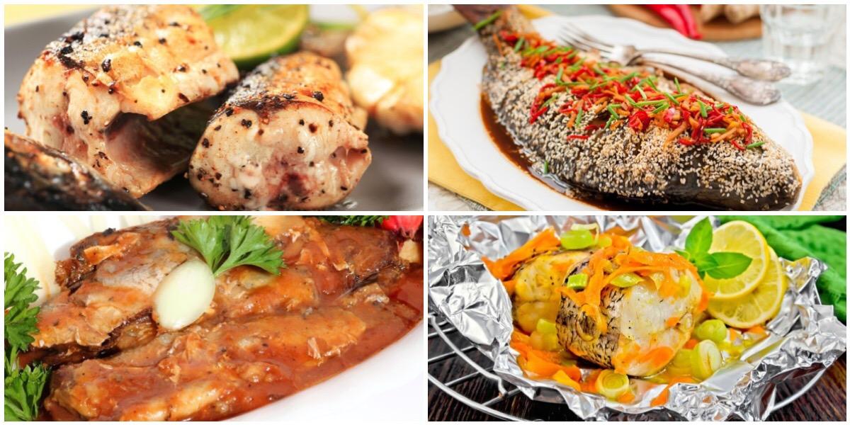 7 необычных подборок рыбных блюд