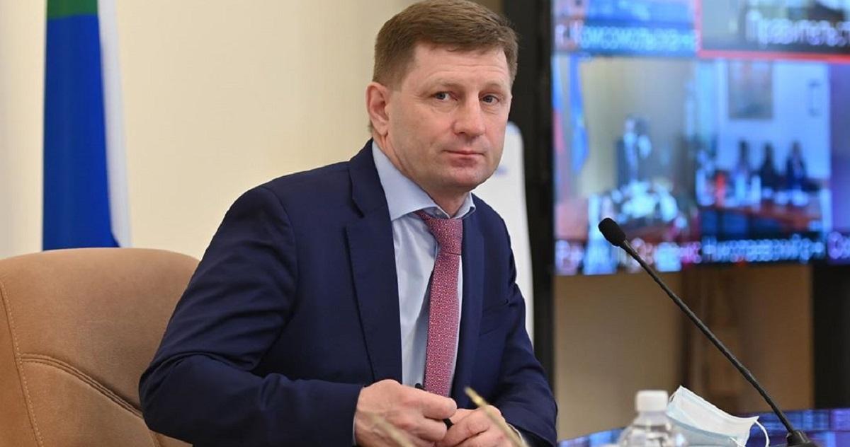 Путин отправил в отставку Сергея Фургала