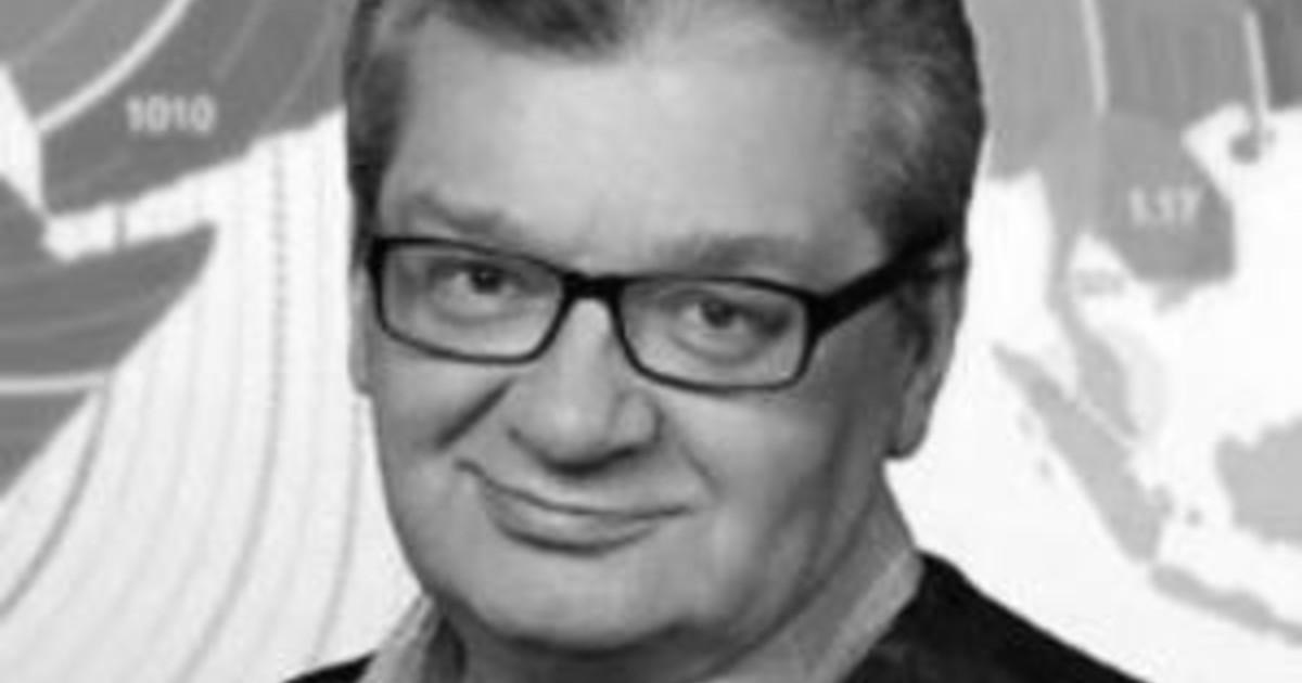 Ушел из жизни телеведущий Александр Беляев