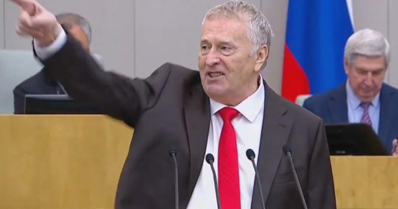 Жириновский в Думе резко выступил перед Мишустиным по делу Фургала