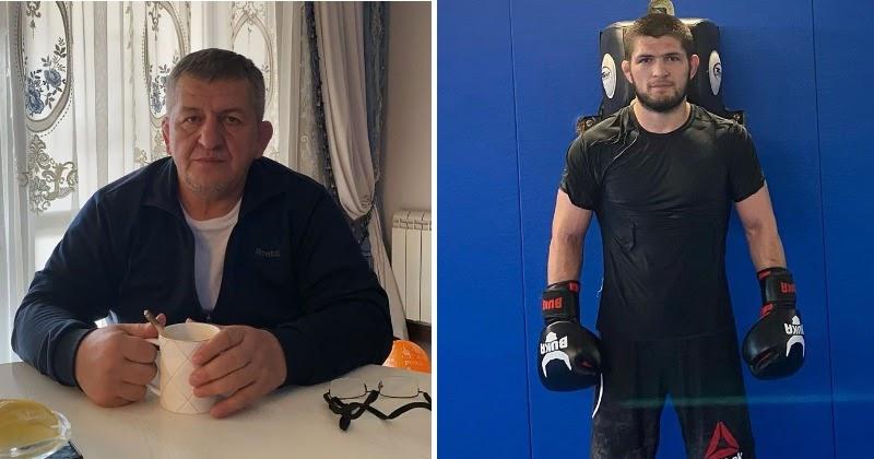 Хабиб Нурмагомедов впервые прокомментировал смерть отца и тренера