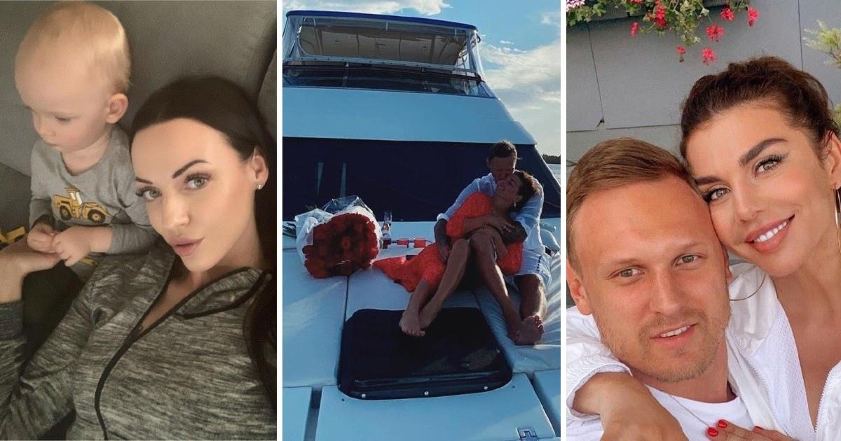 Седокова выходит замуж за спортсмена, оставившего жену с сыном