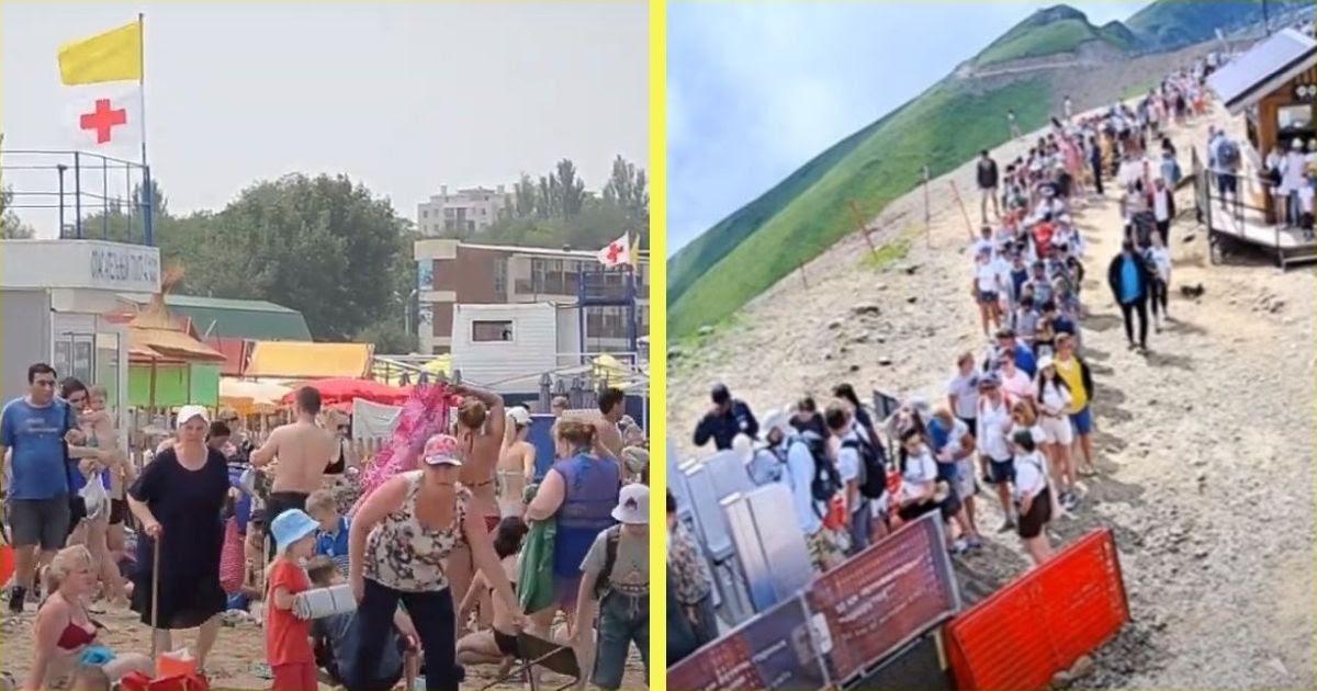 «Нищеброды выбрались на юг». Жители Сочи и Крыма – о курортниках