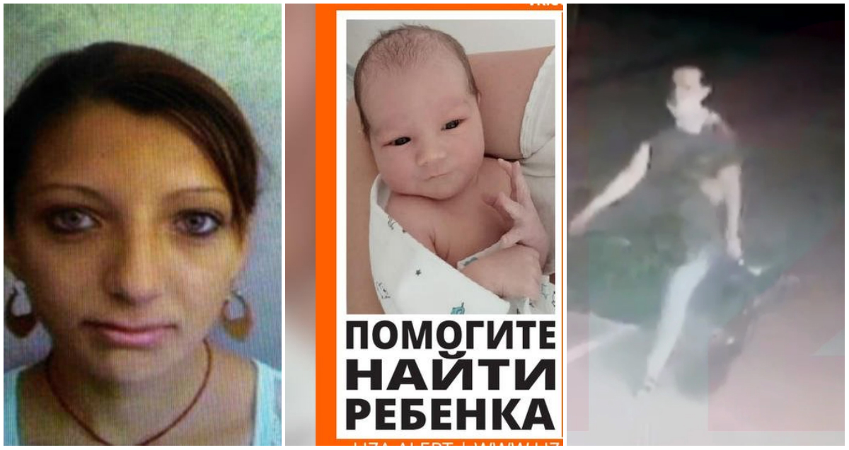Женщина подстроила похищение сына у соседки в роддоме, так как родила дочь