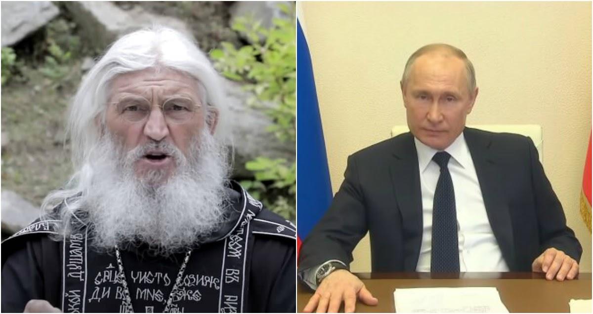 «Дни твои сочтены»: отец Сергий записал новое обращение к Путину
