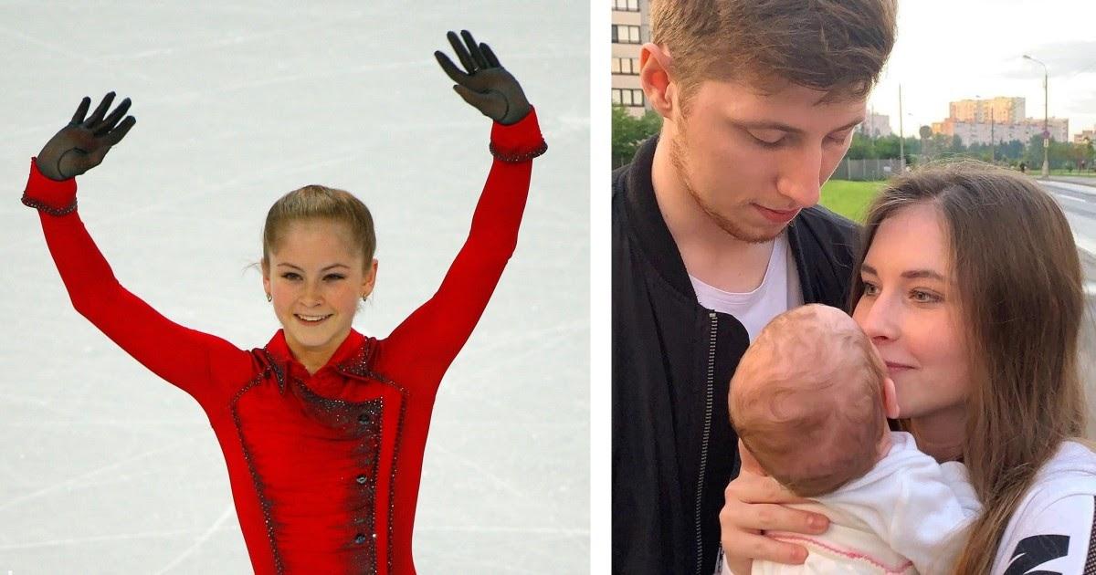 Юлия Липницкая родила дочку и назвала редким именем
