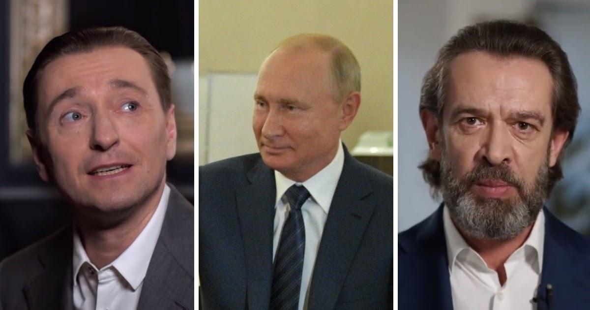 СМИ: Путин наградит Безрукова, Машкова и других за агитацию по поправкам