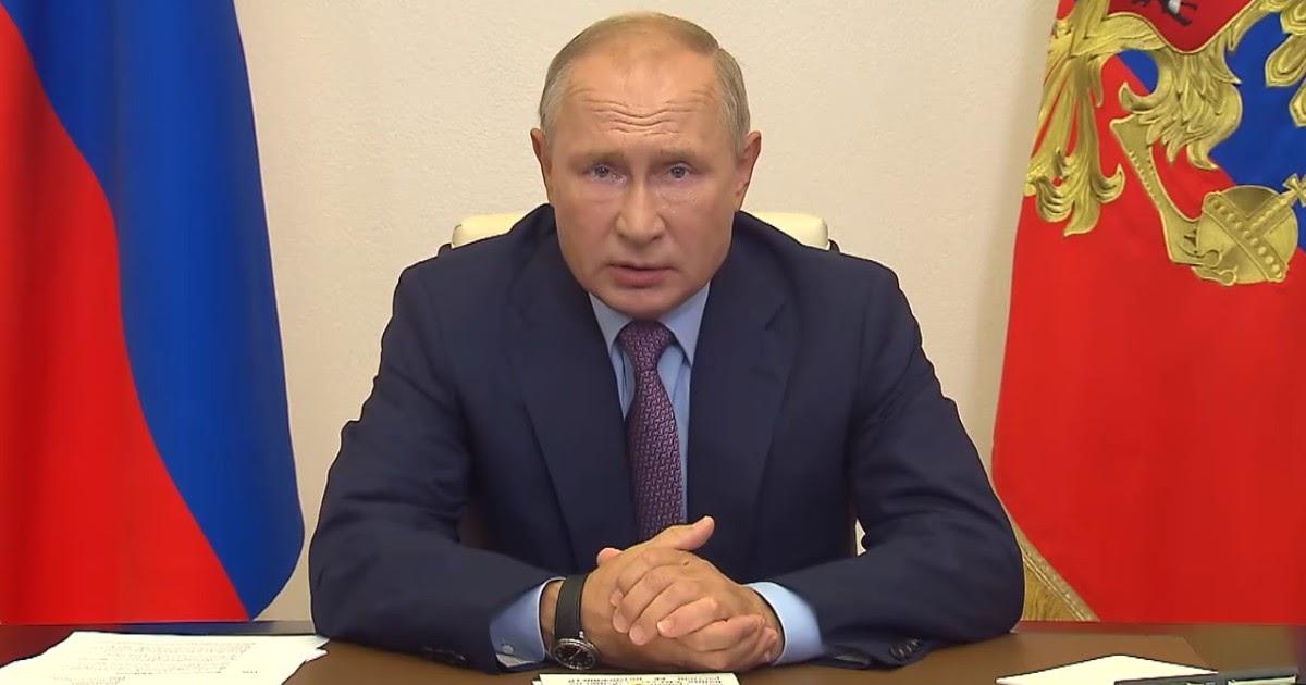 Путин: нужно сделать все, чтобы осенью карантина не было