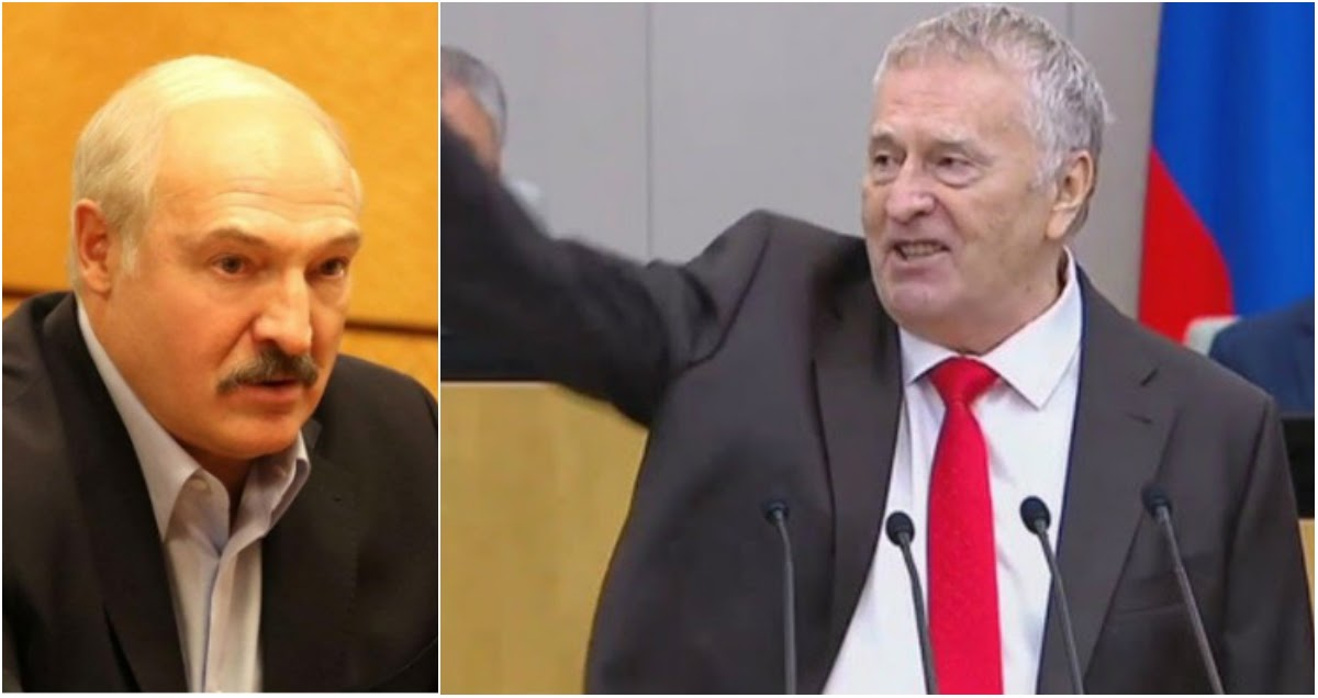 Жириновский призвал Лукашенко сняться с выборов и уйти красиво