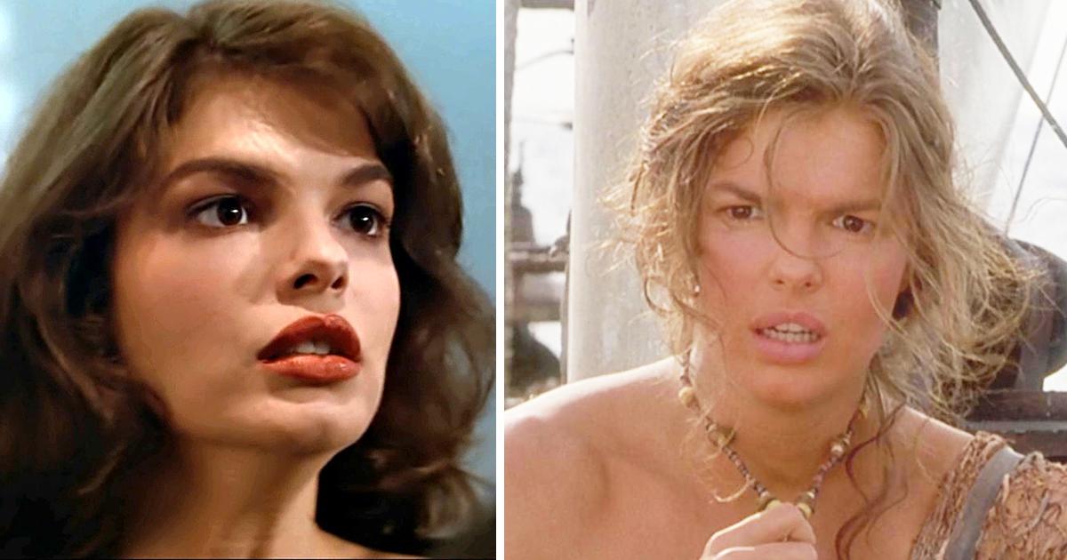 Что стало с актрисой из «Основного инстинкта» и «Водного мира» Джинн Трипплхорн?