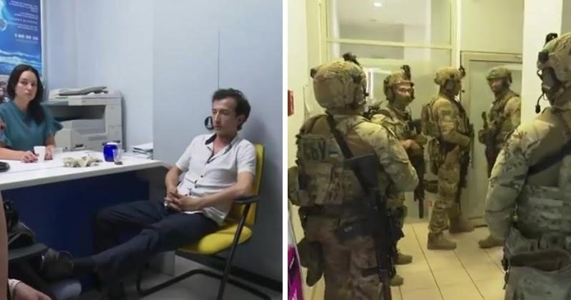 Быстро сработали: спецназ молниеносно взял захватчика банка в Киеве