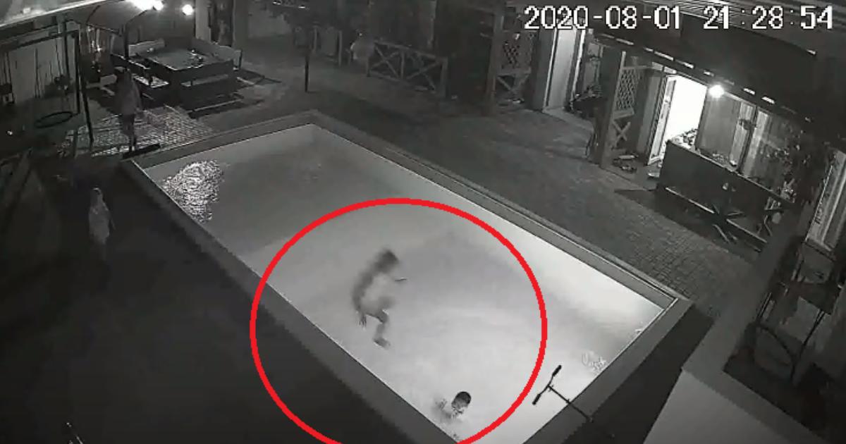 7-летняя девочка бросилась в воду спасать тонущего ребенка в Крыму