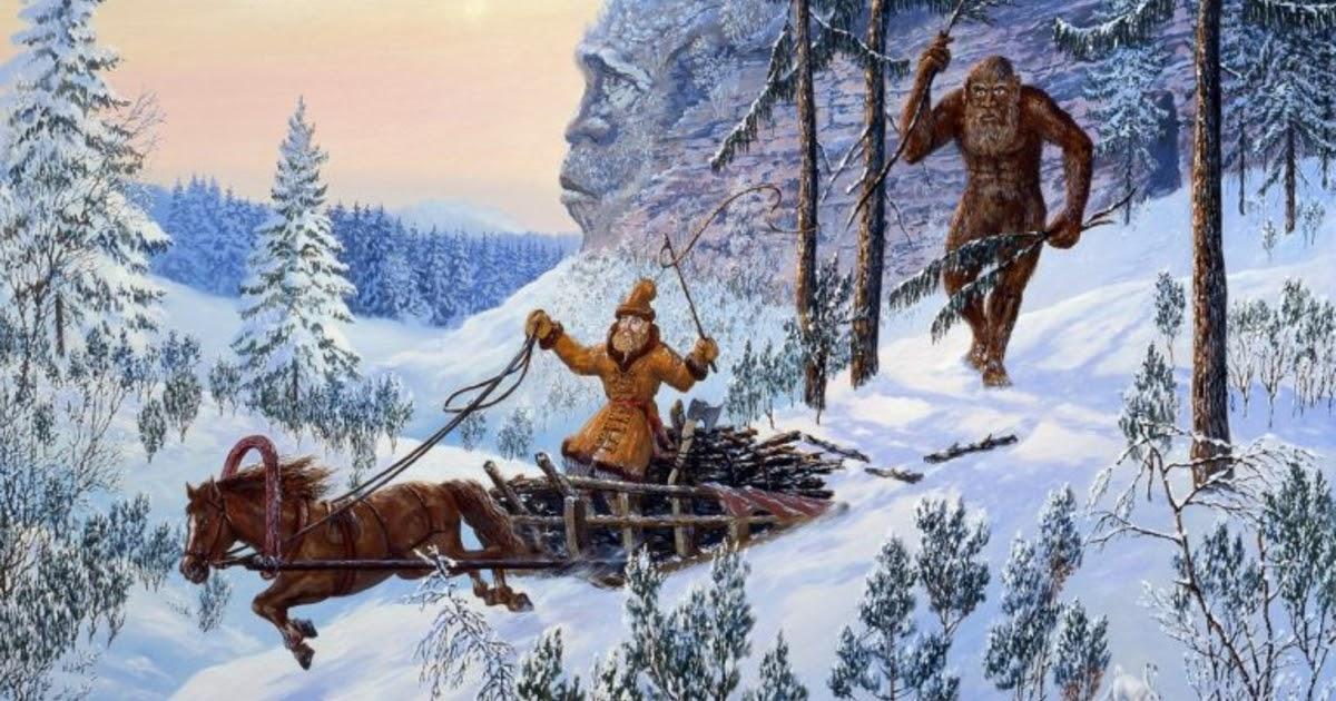 Мифическое существо волот: кто это такой, происхождение, функции