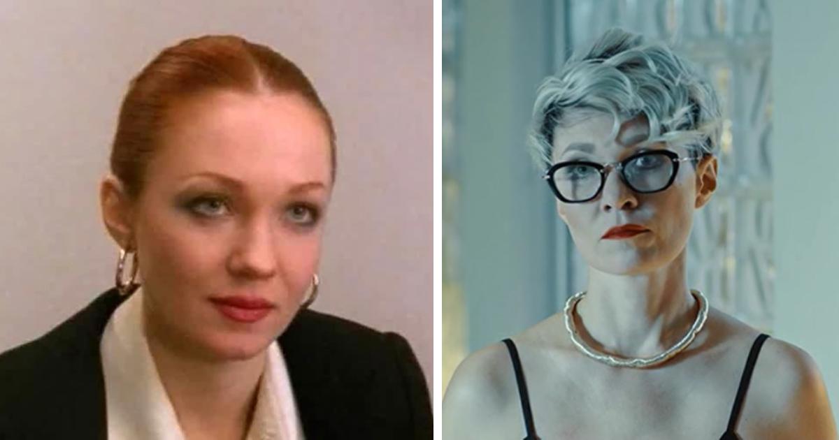 Секретарша Оксана из «Дня рождения Буржуя» сильно изменилась спустя 20 лет
