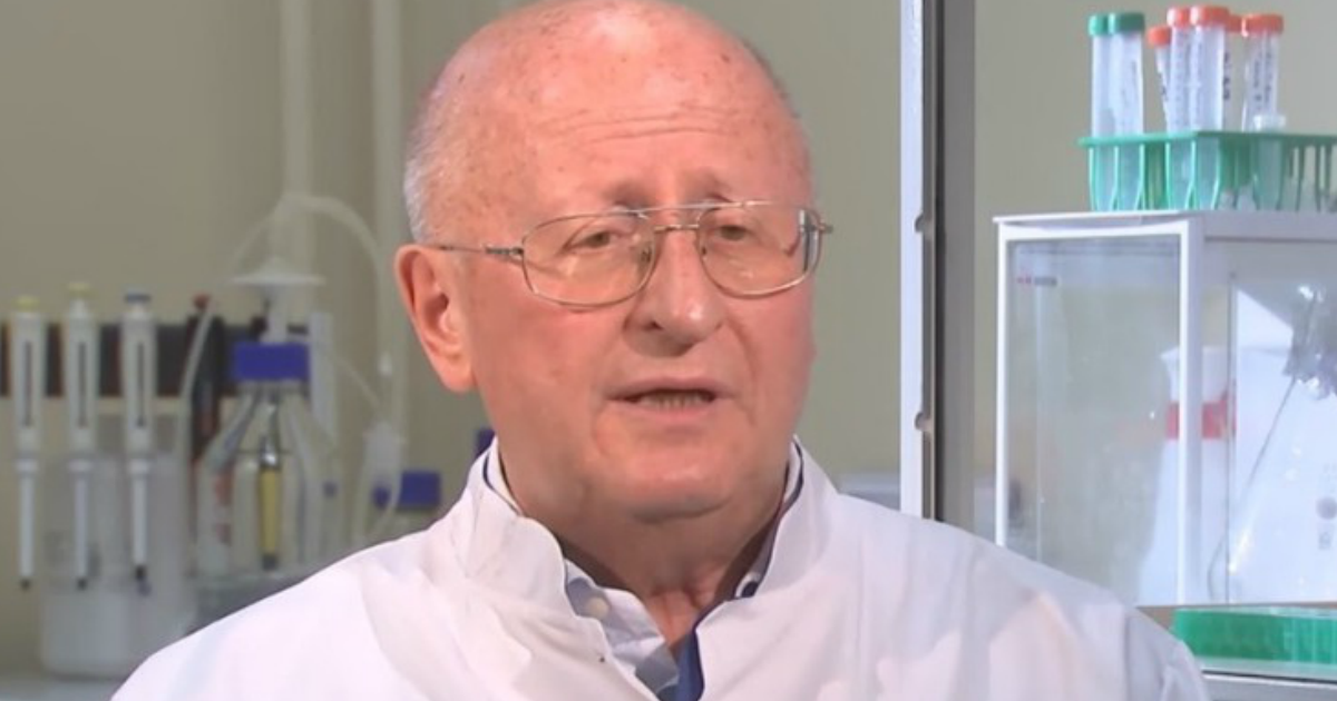 Гинцбург назвал единственный способ облегчить страдания при коронавирусе