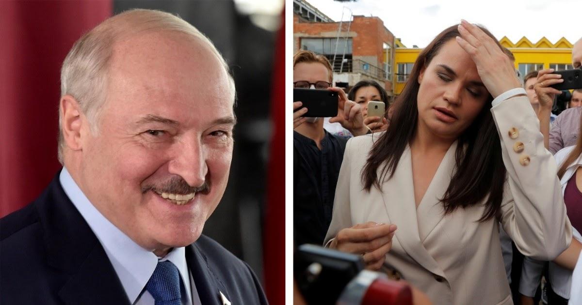 ЦИК Белоруссии объявил предварительные итоги выборов