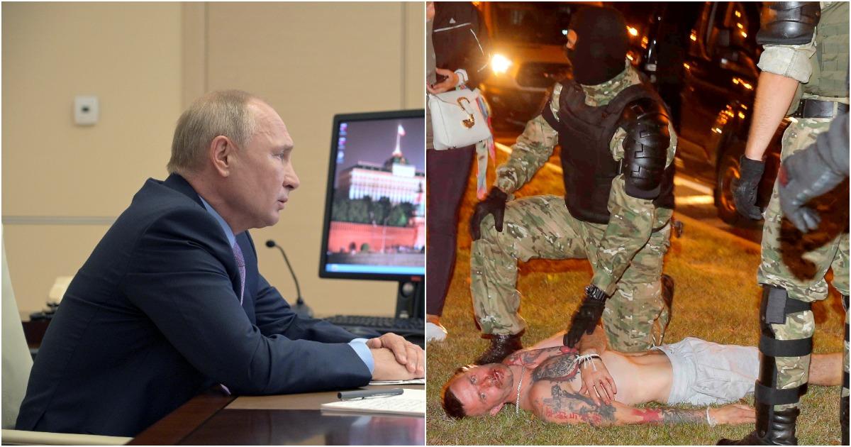 Майдан в Минске: три урока для Владимира Путина