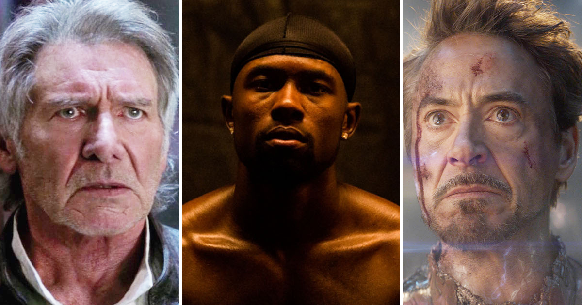 Почему Голливуд деградирует? Объясняем с цифрами и фактами