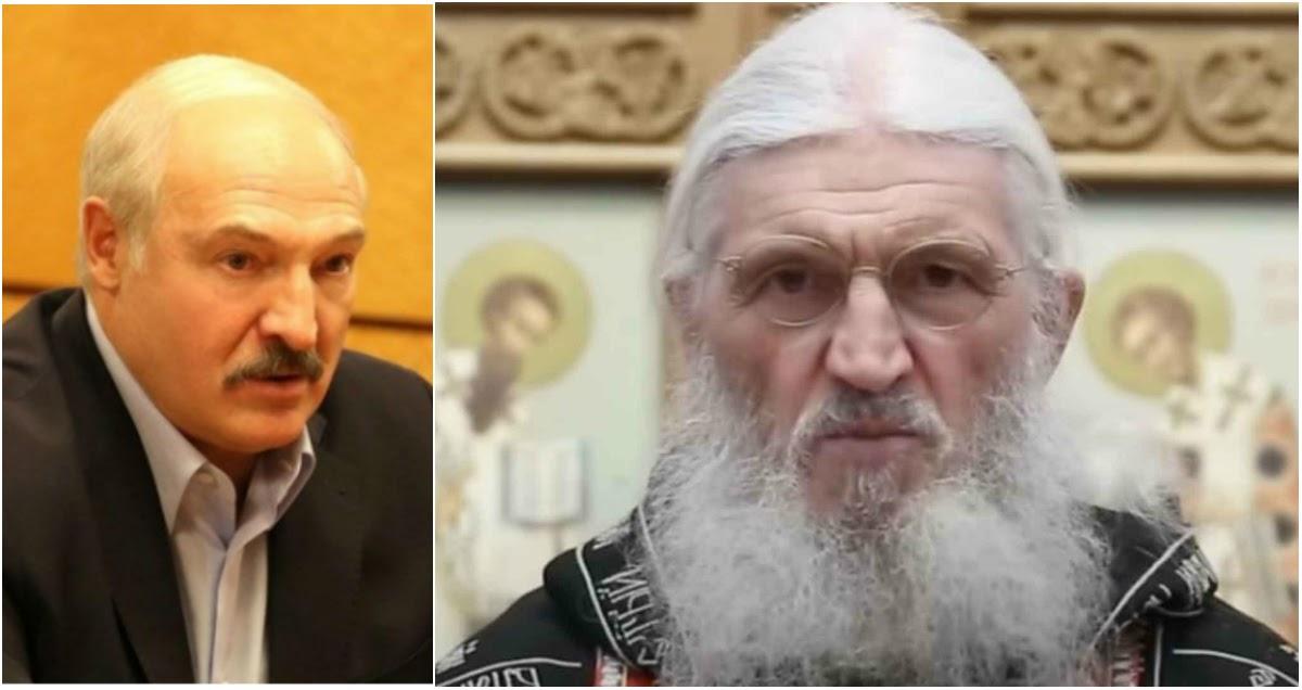 Отец Сергий потребовал оставить Лукашенко в покое и назвал заговорщиков