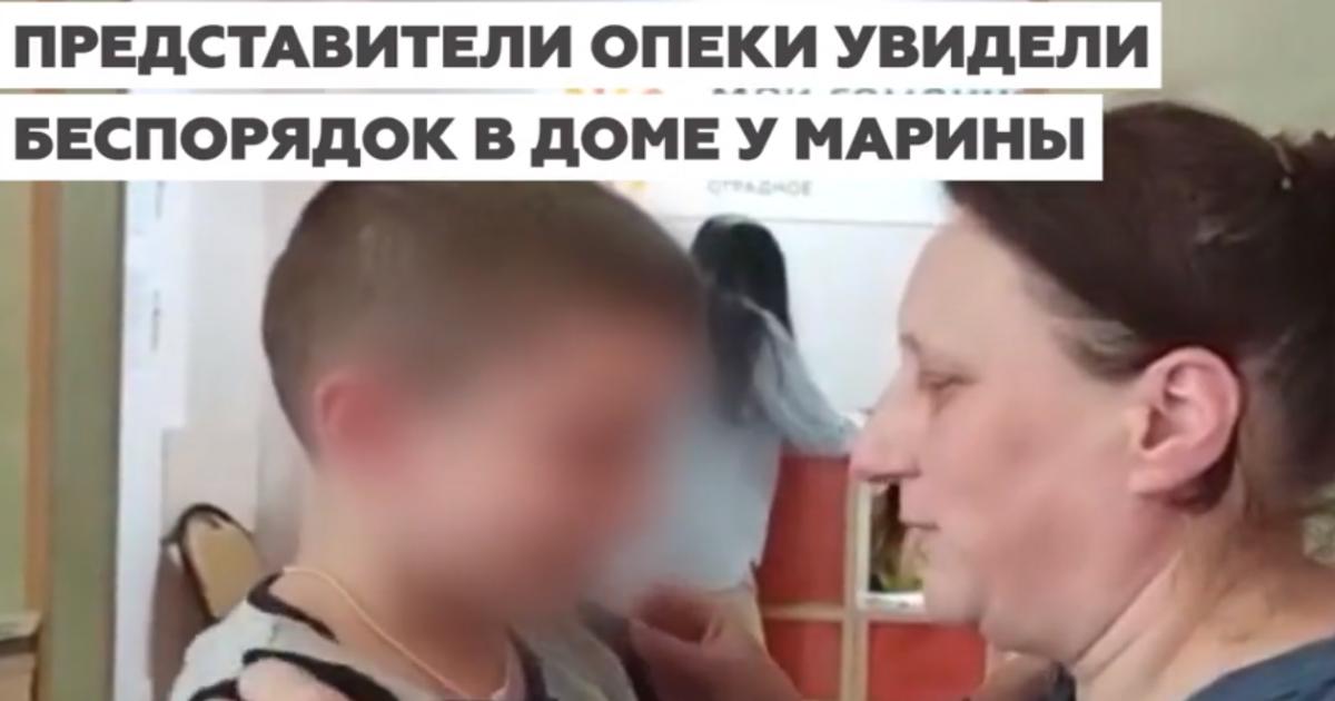 Многодетную 47-летнюю мать заставили отдать 4 детей в соцзащиту в Москве