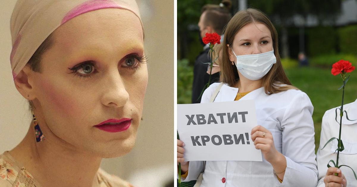 Джаред Лето выступил в поддержку протестов в Белоруссии