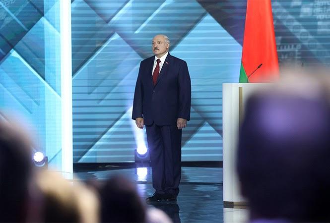 """Белорусский """"Фронт национального спасения"""" решил судиться с Лукашенко в Гааге"""