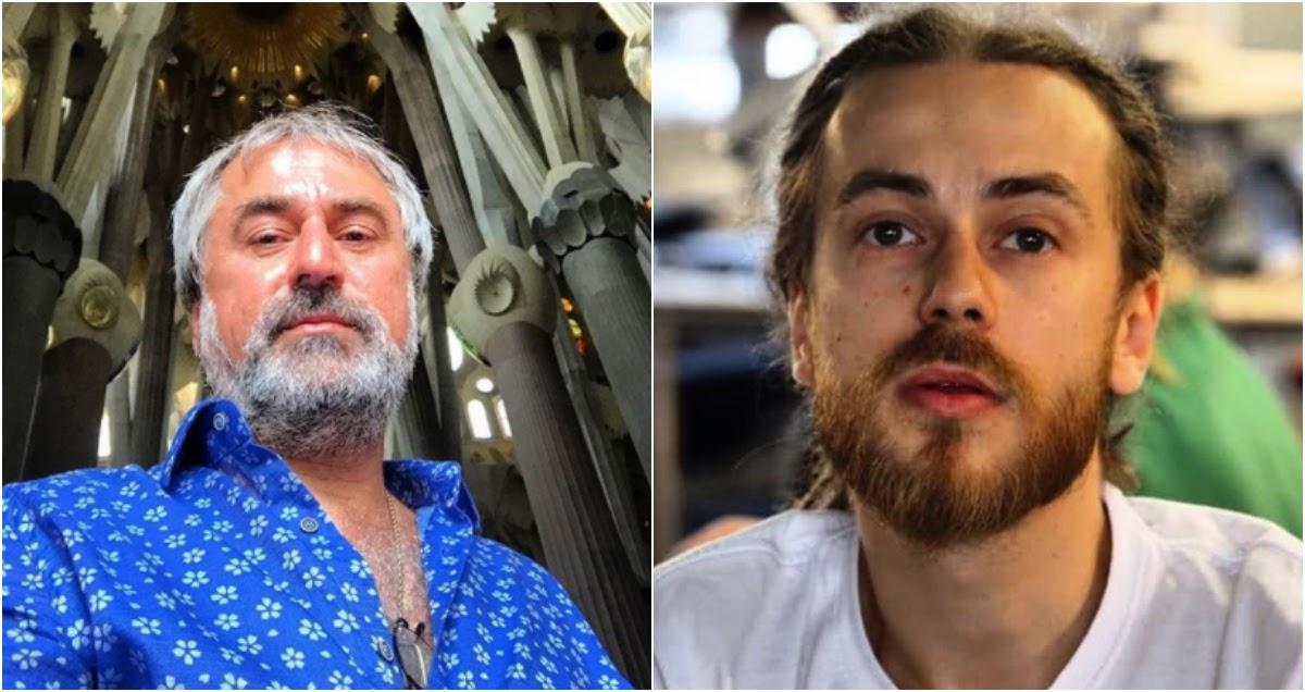 Отец Децла назвал своего 15-летнего внука бесперспективным певцом